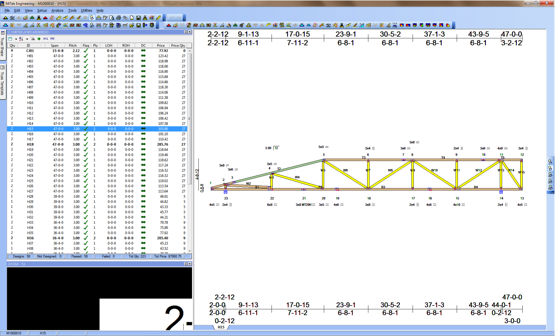 Construction Software Wood Construction Software